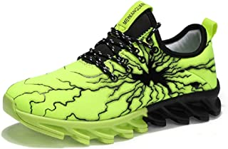 MEINIANGUAN Speed Sneakers, Men's Casual Shoes Sports Shoes,Track Shoes Running Sneakers