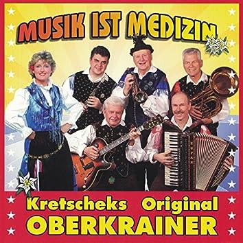 Musik ist Medizin