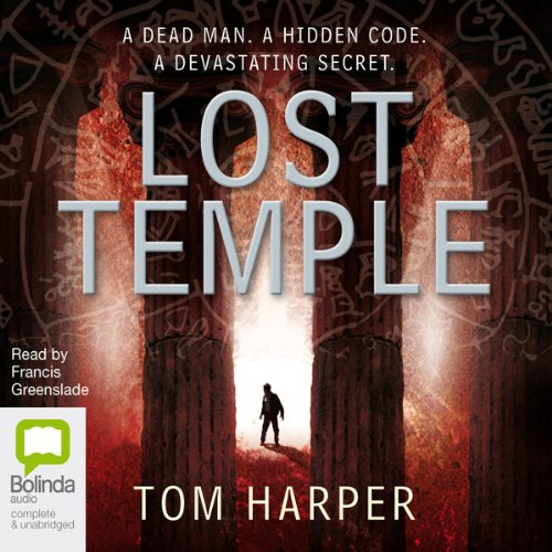 Lost Temple audiobook cover art