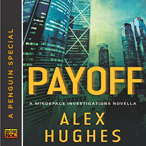 Payoff audiobook cover art