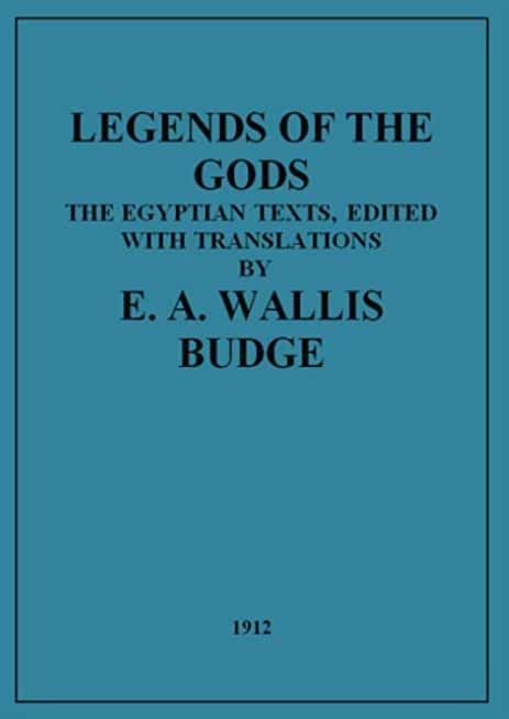 Legends Of The Gods (Illustrated) (English Edition)