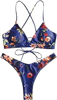 bikinis and thongs