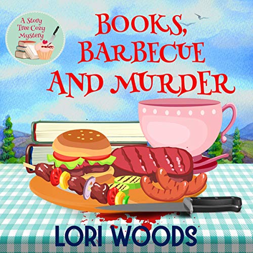 Books, Barbecue and Murder: A Story Tree Cozy Mystery, Book 5