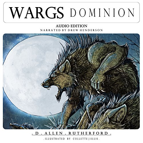 Wargs: Dominion audiobook cover art