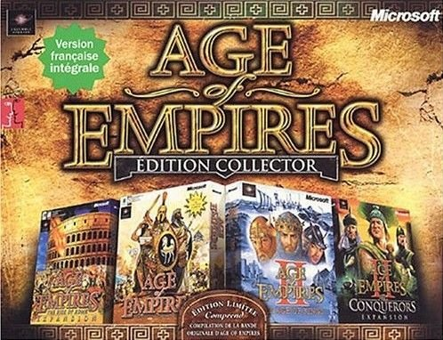 Kol 2006 Age of Empire - Collector