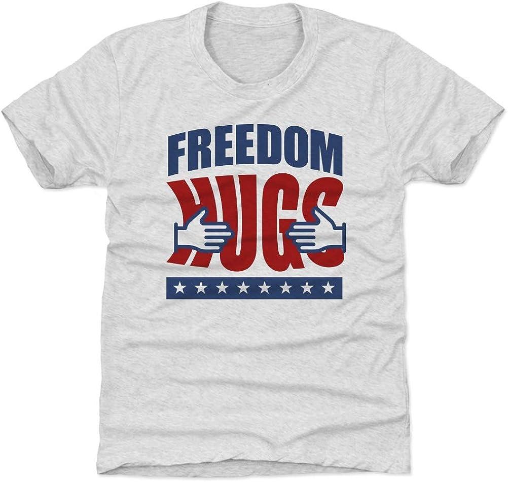 America USA Freedom Hugs American Pride Kids T-Shirt