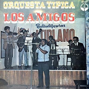 Orquesta Típica los Amigos (Música Bailable - Bolivia)