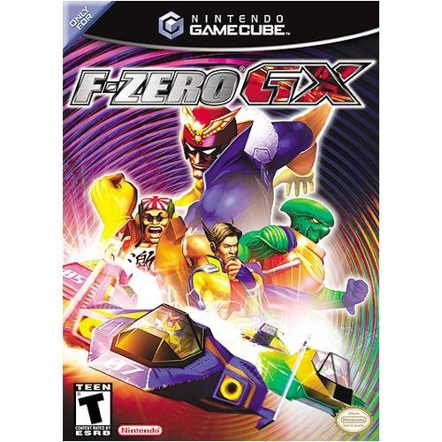 F-Zero GX (Renewed)