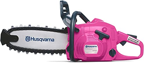 Husqvarna 588883201 Limited Edition Toy Pink Chainsaw