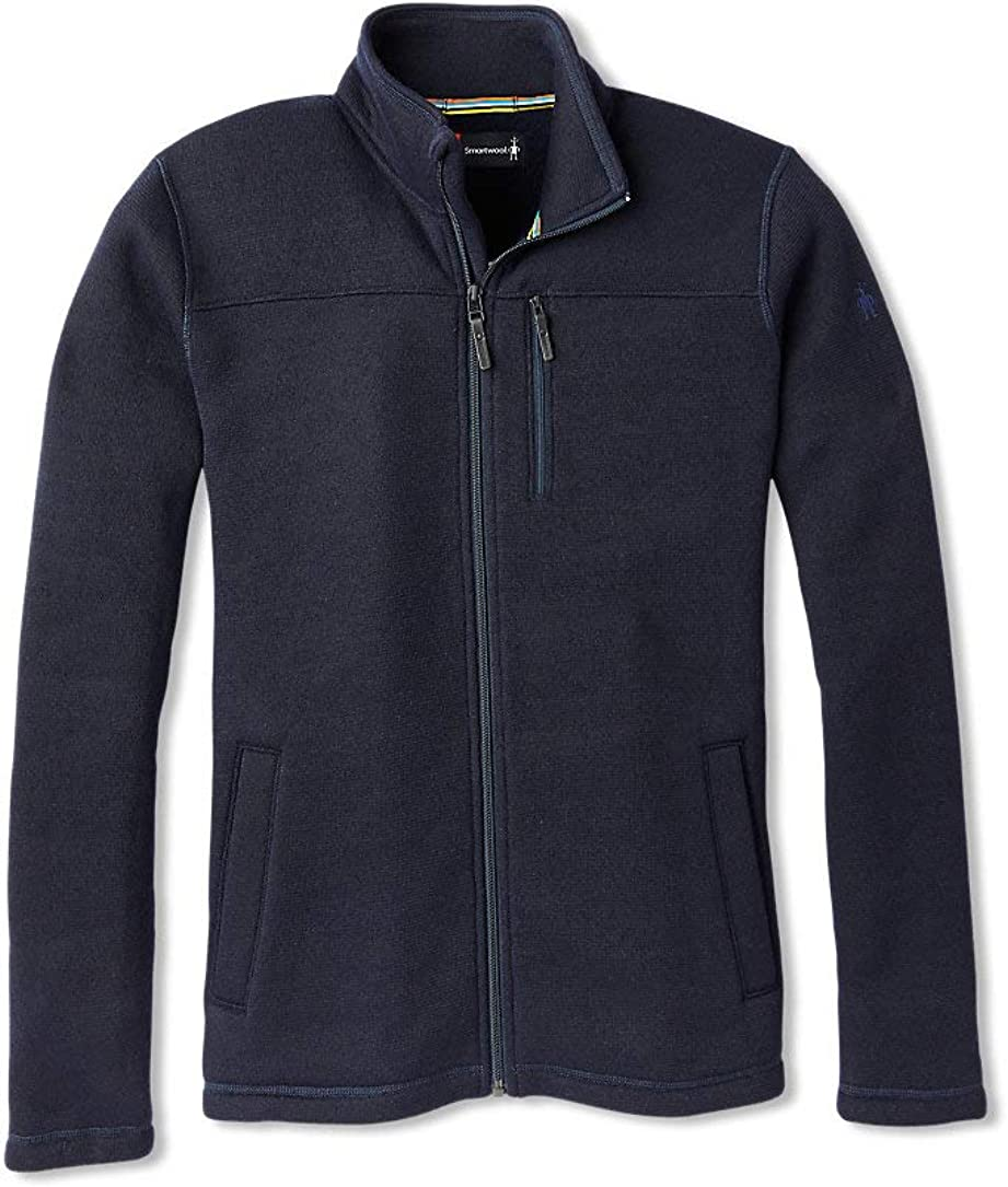 Smartwool Hudson Trail Fleece Zip Jacket Special price Max 44% OFF Full