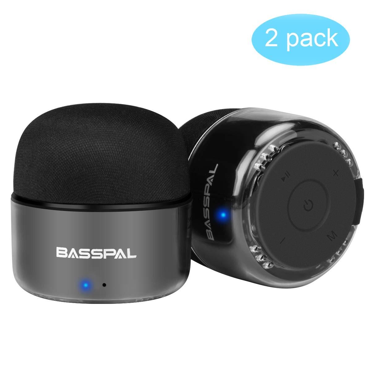 BassPal Portable Bluetooth Waterproof Outdoor 2