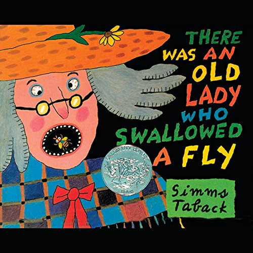 There Was an Old Lady Who Swallowed a Fly  By  cover art