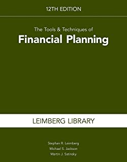 The Tools & Techniques of Financial Planning, 12th Edition
