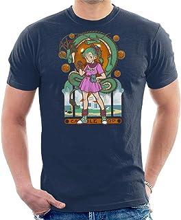 Cloud City 7 Dragon Ball Z Bulma Shenron Men's T-Shirt