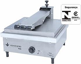 Sanduicheira Prensa Elétrica Chapa Alumínio Fundido 1550W 220V Britânia