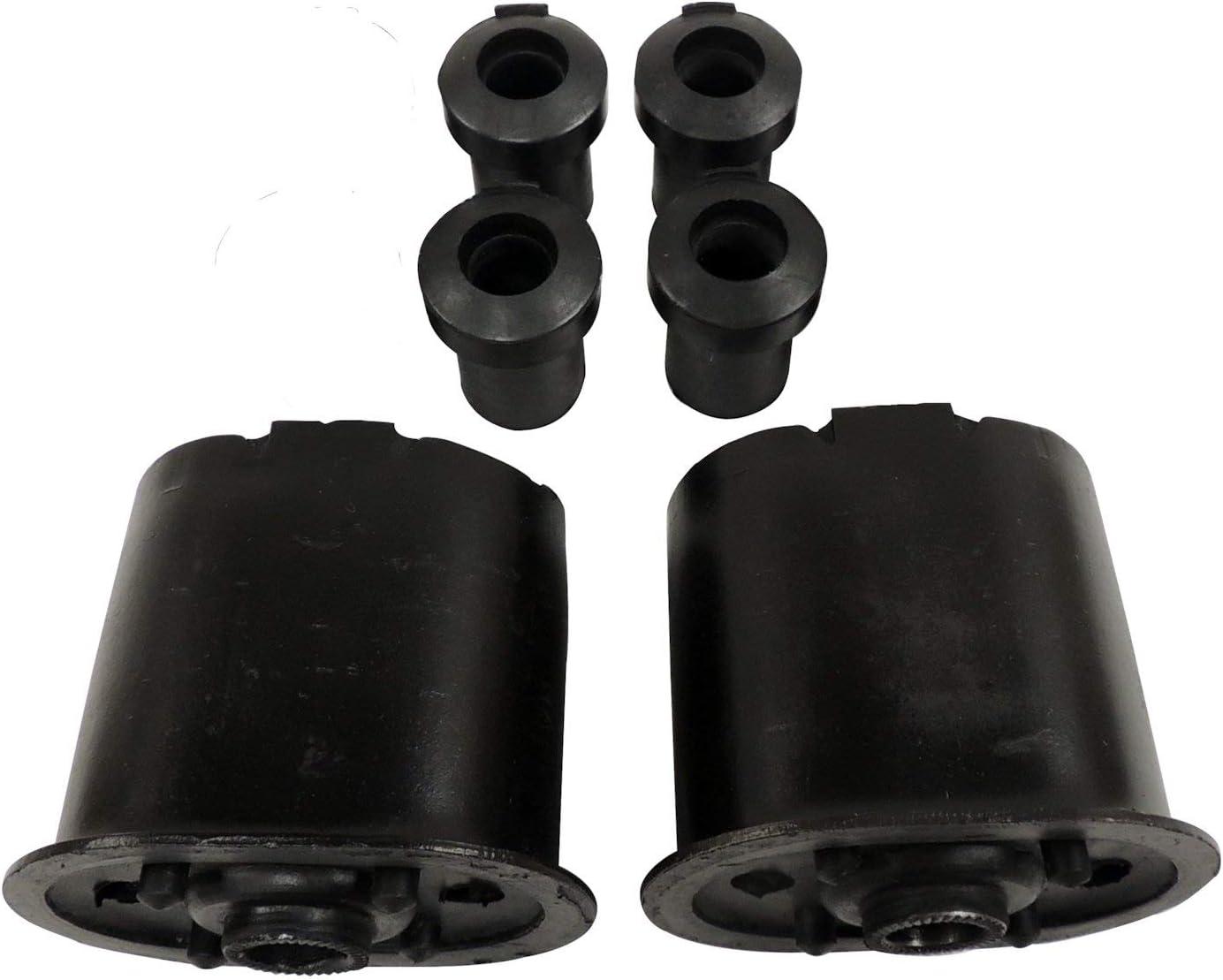 Crown Automotive-5006950K Leaf Spring Kit Bushing shop Black High quality