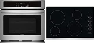 Frigidaire 2 Piece Kitchen Appliances Package with FFEW2726TS 27