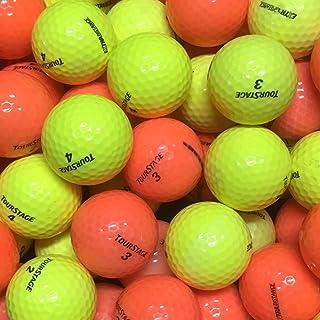 Bランク ツアーステージ EXTRA DISTANCE カラーボール 混合 30球 ロストボール 【ECOボール】
