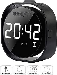 Dayangiii Bluetooth Speaker Receiver Super Bass Portable Enceinte Wireless Speaker for Phone Computer Support TF FM Alarm Clock
