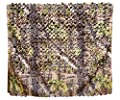 300D Camo Net Camouflage Netting Turkey Blinds Material for Ground Portable Blind Hunting Gear Tree Stand Chair Umbrella - Green 5x20 Feet