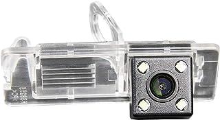 Cámaras de visión trasera Universal Vista trasera cámara HD CCD Chip para Renault scenic 2 II Renault Grand scenic 2003~20...