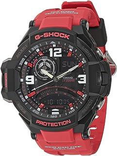 Casio Watch for Men - Analog-Digital Resin Band - GA-1000-4B