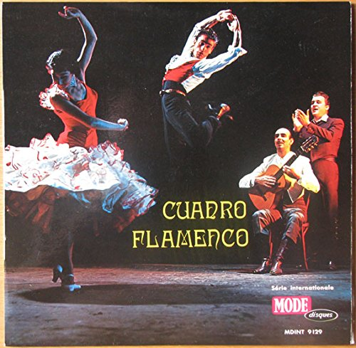 Cuadro Flamenco - Cuadro Flamenco - Mode Disques - MDINT 9 129, Mode Disques - MDINT. 9129