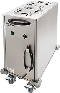 heated plate lowerator