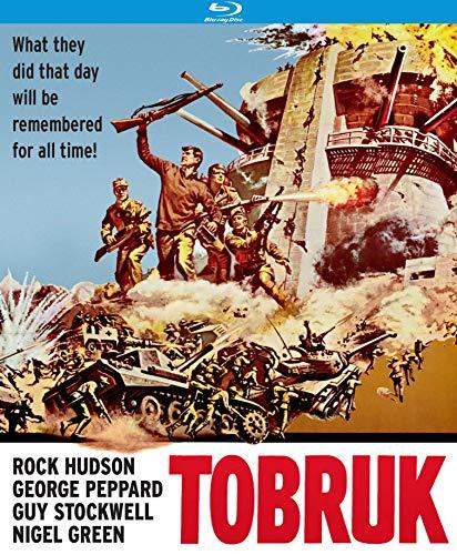 Tobruk (1967) [Edizione: Stati Uniti] [Italia] [Blu-ray]