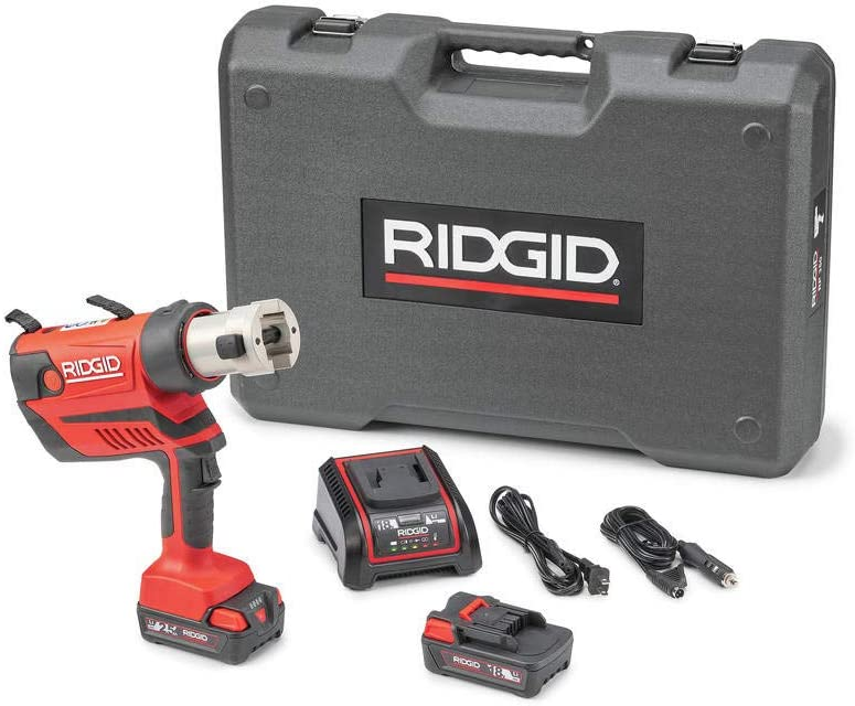 RIDGID 67063 RP National Credence uniform free shipping 350 Battery Kit No Jaws To Included ProPress