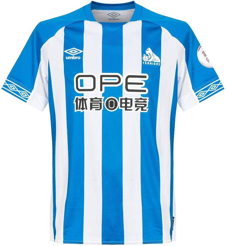 2018-2019 Huddersfield Town Umbro Home Football Shirt
