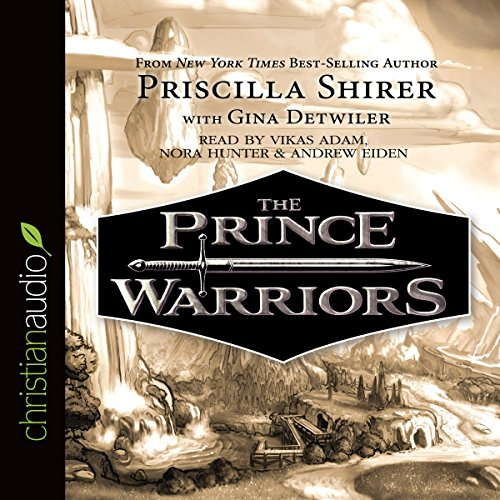 The Prince Warriors audiobook cover art