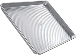 USA Pan Bakeware Nonstick Quarter Sheet Pan 1045QS