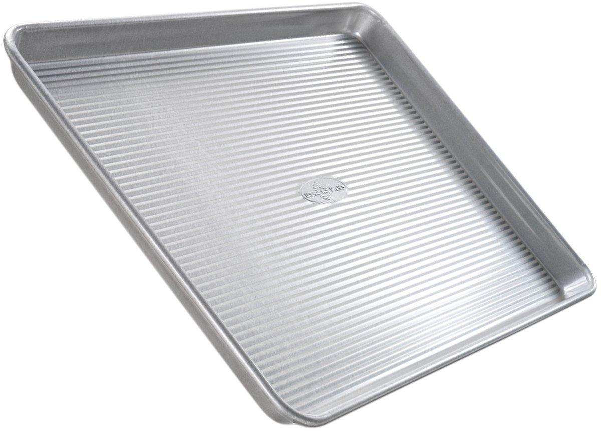 USA Pan Bakeware Aluminized Steel Quarter Sheet Pan
