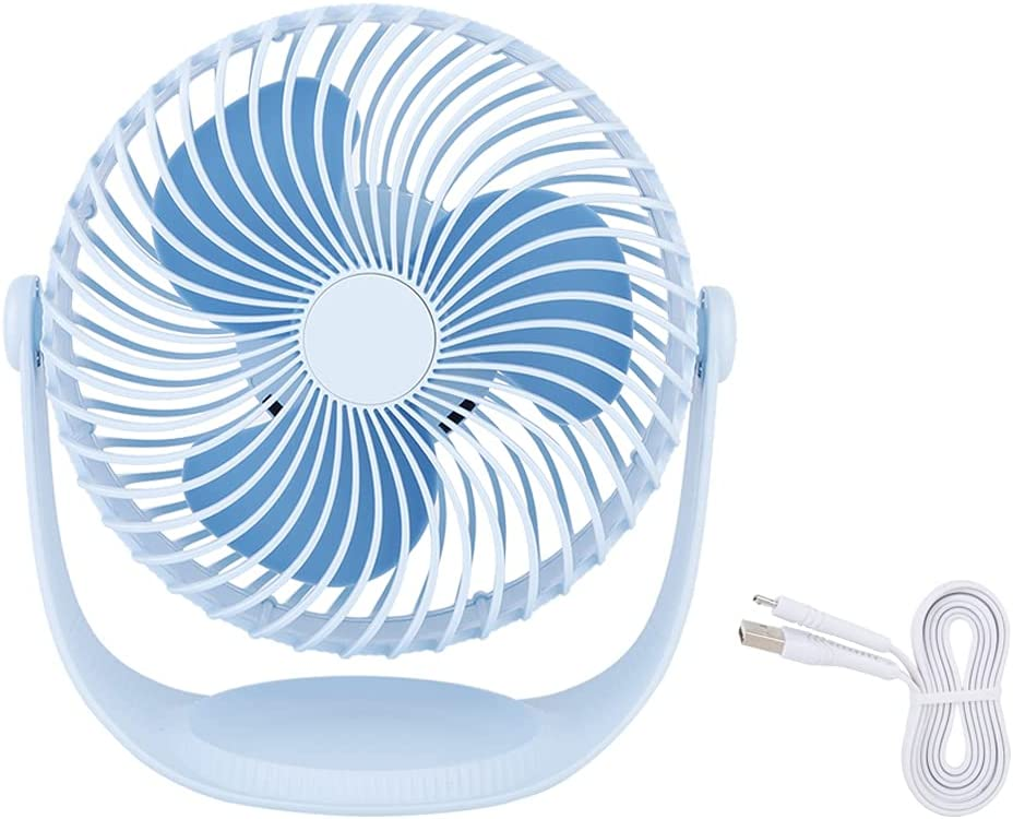 YYQTGG One-Key ABS Fan 2000mAh Max 56% OFF with Abs Wh 2-3h Time Charge 3W Max 68% OFF