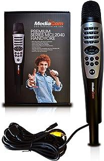 MediaCom MCI 2040+ Premium Handheld Karaoke Player