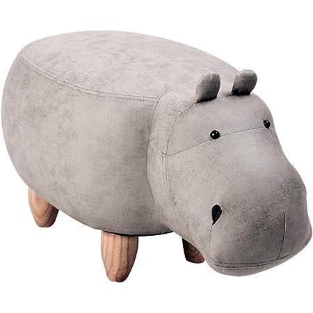 Happy Home Animal Stool Cartoon Footstool Decorative Stool For Children S Bedroom Living Room Elephant Footstool 65 X 35 X 37 Cm Amazon De Kuche Haushalt