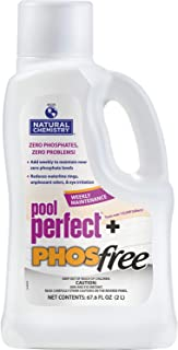 Natural Chemistry 05235 Pool Perfect Concentrate and Phos Free Pool Cleaner, 2-Liter