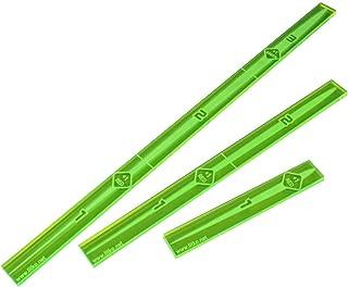 LITKO Space Fighter, Multi-Range Fire Gauge Set, Fluorescent Green (3)