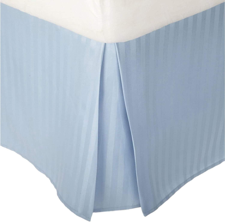 Cruiz 卓越 Linen Top Selling {Bed Skirt} お買い得品 Co Egyptian 600 Thread Count