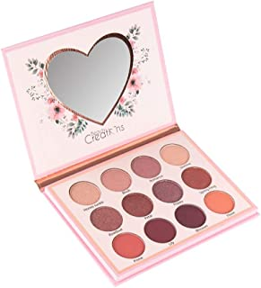 """Floral Bloom""""Eye Bloom"""" 12 color palette by Beauty Creations"""