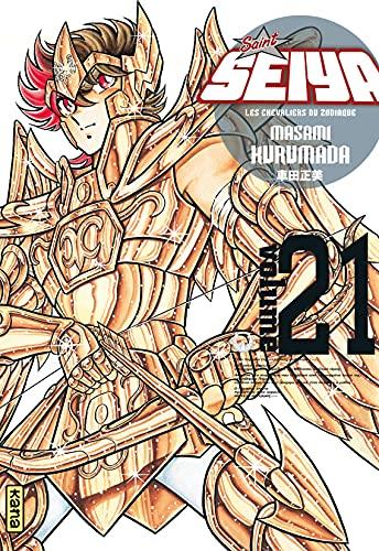 Saint Seiya - Deluxe (les chevaliers du zodiaque) - Tome 21