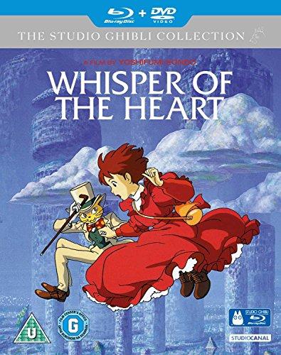 耳をすませば (英語)Blue ray + DVD / Whisper of the heart (English) [Import]