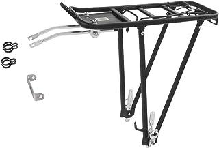 Ventura Screw On ll - Soporte trasero para bicicleta (aluminio; ajustable para tamaños 24/26/28
