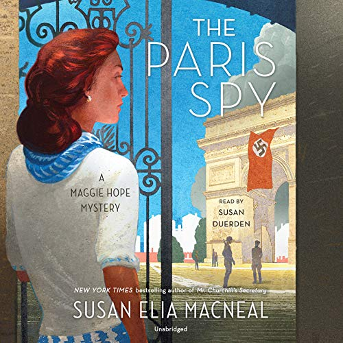 The Paris Spy cover art