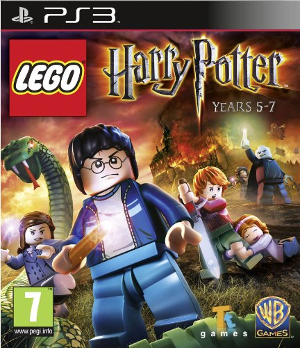 Lego Harry Potter - Die Jahre 5 -7 [PEGI UK] (PS3)