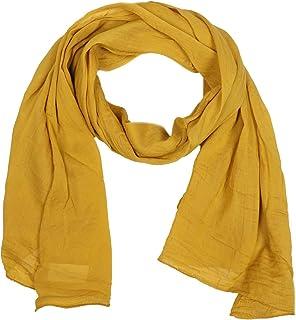 Zwillingsherz Panno di seta per donne e ragazze, accessorio elegante, in cotone, sciarpa, foulard, fazzoletto da spalla o ...