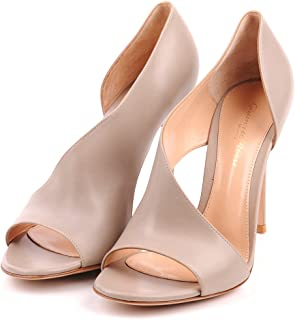 f691a13a0fe4f9 GIANVITO ROSSI , Sandales pour Femme Gris Taupe No
