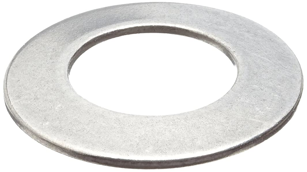 302 Stainless Steel Belleville Spring Washers, 0.156 inches Inner Diameter, 0.312 inches Outside Diameter, 0.022 inches Free Height, 0.016 inches Compressed Height, 18.6 foot_pounds Max. Load (Pack of 10)