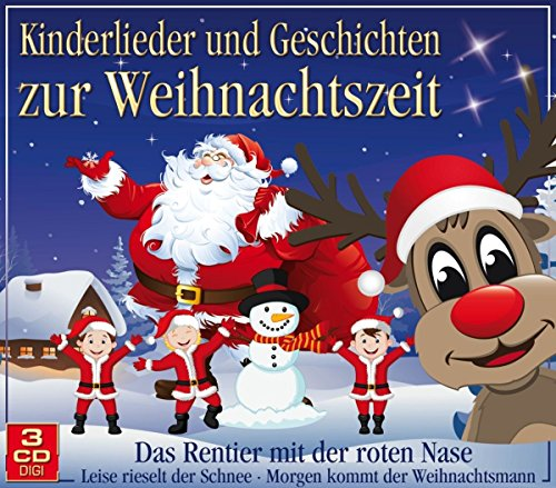 Kinderlieder und Geschichten zur Weihnachtszeit (